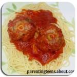 spaghetti eye